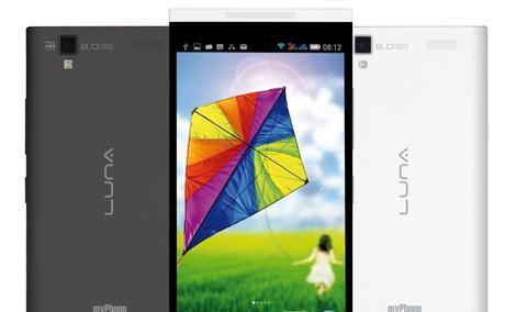 myPhone LUNA - Wydajny Smartfon Już W Przedsprzedaży
