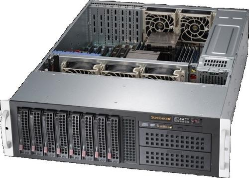 Supermicro SuperServer 6037R-72RFT+ SYS-6037R-72RFT+
