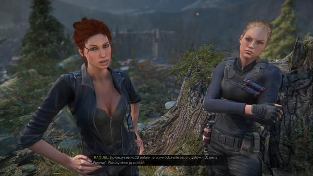 Sniper: Ghost Warrior 3 - Lidia i Raquel Piękne Bohaterki