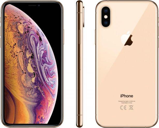 Apple iPhone XS 256GB Złoty