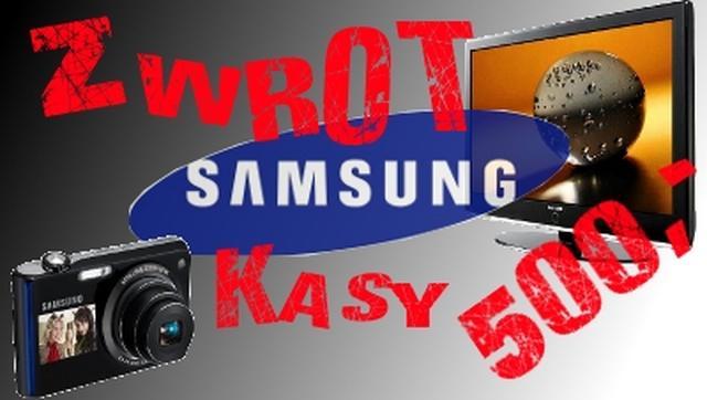 Produkty Samsunga nawet o 500 zł taniej!
