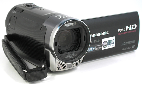 Panasonic HDC-SD90 [TEST]