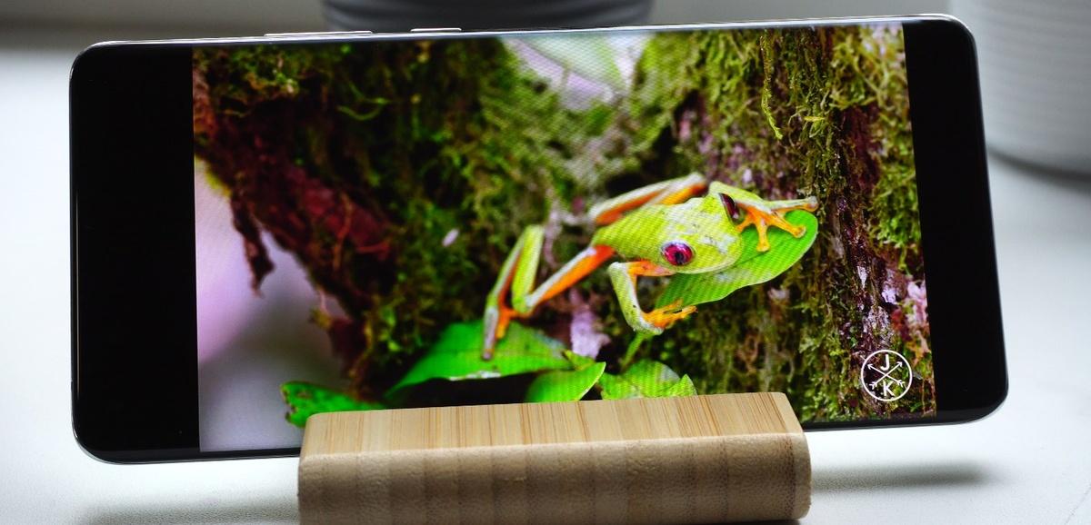 Huawei P40 Pro ma dobry, ale na pewno nie najlepszy ekran