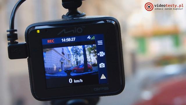 wideorejestrator samochodowy - czy jest legalny?