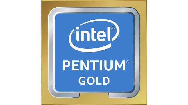 Nowe procesory Coffee Lake - Intel Pentium Gold