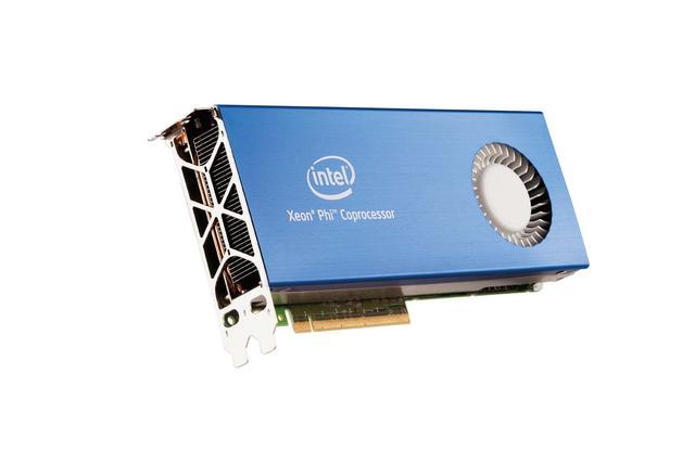 Rodzina procesorów Intel Xeon E5 najszybciej wdrażaną nową technologią  z listy Top500