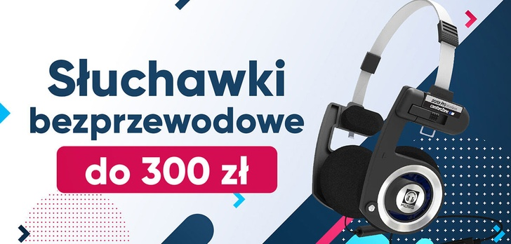 Jakie bezprzewodowe słuchawki nauszne do 300 złotych? |TOP 5|