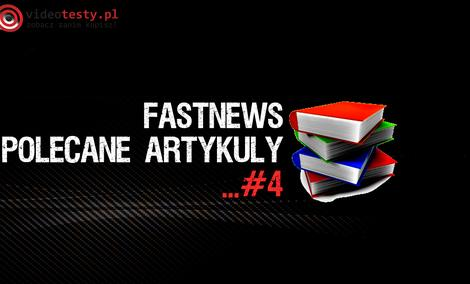 FastNews #4  - Laptop dla gracza Acer, Komputery MSI All in one, Rankingi, Chłodzenia