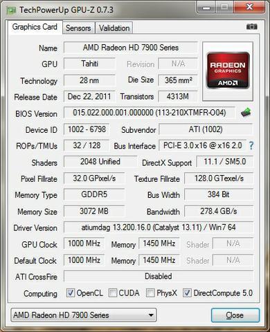 Sapphire Radeon HD 7970 fot11