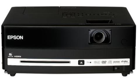 Epson EH-DM3 – projektor do kina domowego w komplecie z filmami