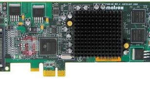 Matrox Millennium G550 32MB DDR (256 bit) LFH60 (G55MDDE32LPD)