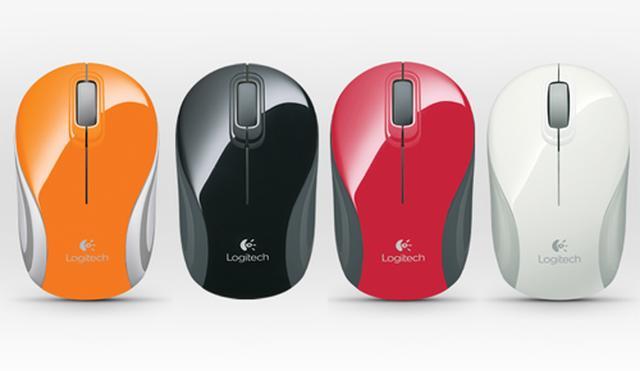 Kieszonkowa myszka Logitech Wireless Mini Mouse M187