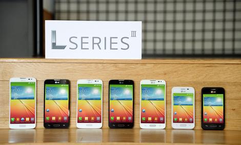 Seria L trzeciej generacji - nowe smartfony od LG na targach MWC 2014