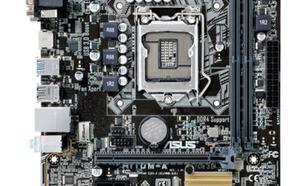 Asus H110M-R/C/SI s1151 H110 DDR4 USB3.0/DVI/HDMI/DP