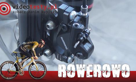 Rowerowo #8 - Hamulce Hydrauliczne Shimano BR-M445 Alivio - Prezentacja