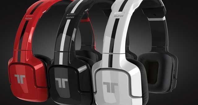 Mad Catz przedstawia nowy headset Tritton Kunai do Playstation 3 oraz Vita