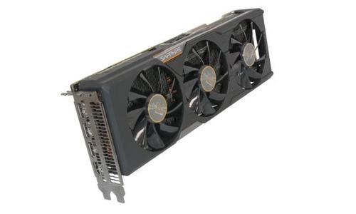 SAPPHIRE Tri-X Radeon R9 FURY