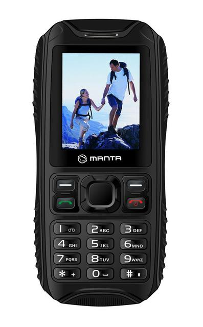 Telefon Do Zadań Specjalnych Od Manty