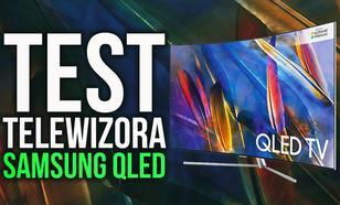 Test Telewizora Samsung Q7C - QLED z Wysokiej Półki