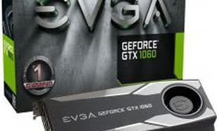 EVGA VGA EVGA GTX1060 3GB Gaming (Blower) - 03G-P4-5160-KR