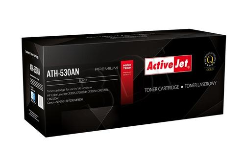 ActiveJet ATH-530AN czarny toner do drukarki laserowej HP (zamiennik 304A CC530A) Premium