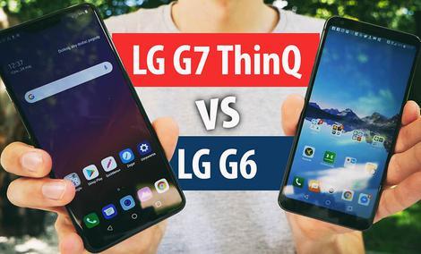 LG G7 ThinQ vs LG G6 – Pierwsze Wrażenia Po Premierze!