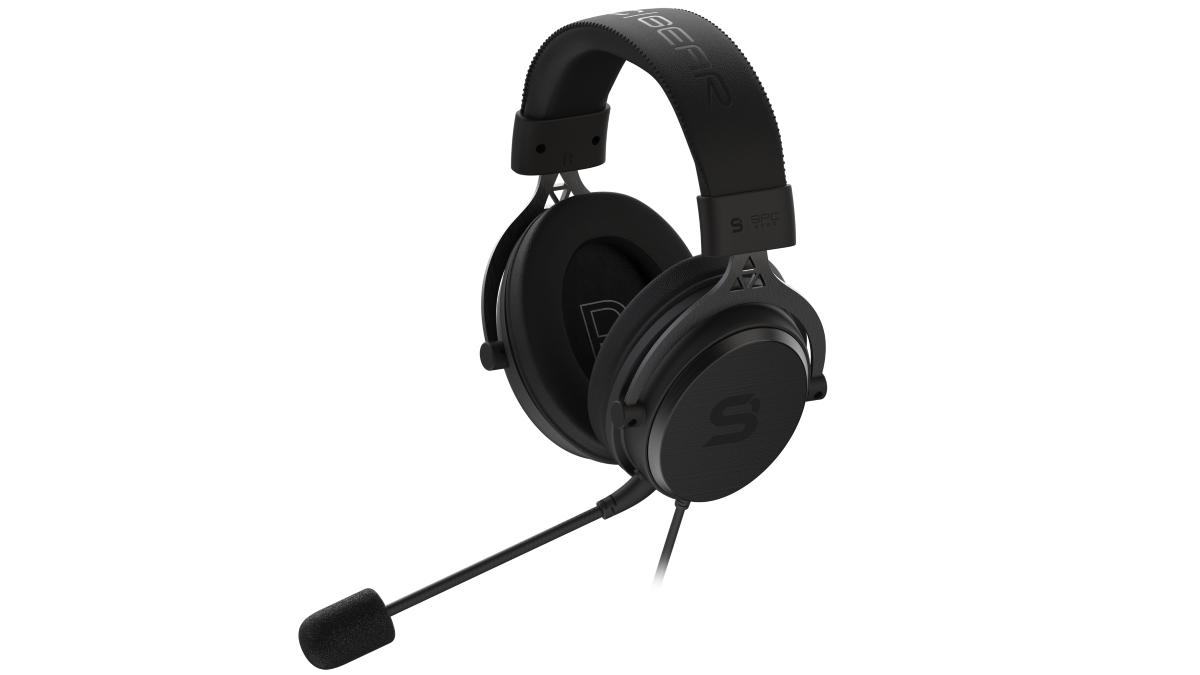 Słuchawki SPC Gear na białym tle