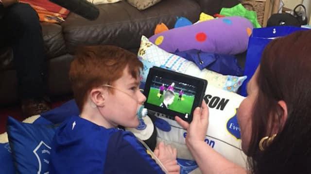 JAck jest niepełnosprawnym chłopcem, którego marzenia spełniły się dzięki technologii