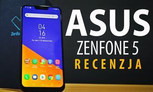 Recenzja Asus ZenFone 5 - Co potrafi smartfon ze średniej półki?