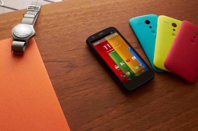 Motorola Moto G - nowy smartfon od Motoroli
