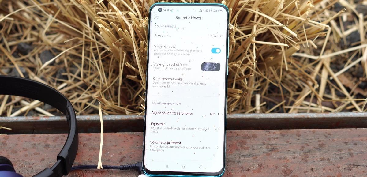 Efekty audio w Xiaomi Mi 10 robią dobrą, ale nie najlepszą robotę
