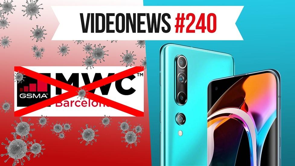 MWC odwołane, nowe smartfony Samsunga i Xiaomi, ultraszybki druk 3D - VideoNews #240