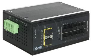 PLANET IGS-10020MT Switch przem. 8xGEth+2xSFP (WYP)