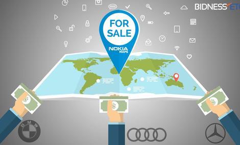 Nokia Sprzedaje HERE Niemieckiej Trójcy Motoryzacji
