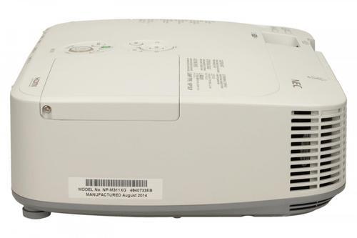 NEC Projektor LCD M311X XGA 3100ANSI, 3000:1, x 1.7 zoom