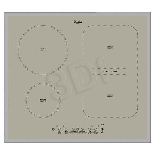 Indukcyjna Whirlpool ACM 808/BA/S (4-polowa Srebrny) USZKODZONE OPAKOWANIE