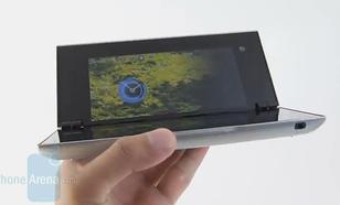 Sony Tablet P - test tabletu z dwoma ekranami