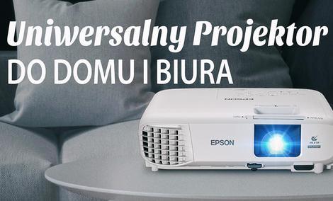 Test Epson EB-U05 - Uniwersalny Projektor do Domu i Biura