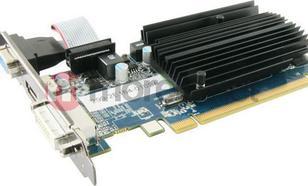 Sapphire Radeon HD 6450 1GB GDDR3 (64 bit) HDMI, DVI, D-Sub (11190-02-10G)