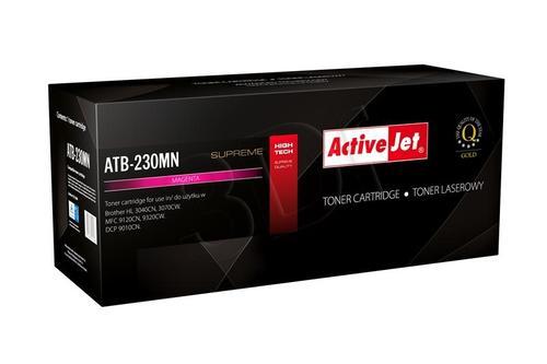 ActiveJet ATB-230MN toner Magenta do drukarki Brother (zamiennik Brother TN-230M) Supreme
