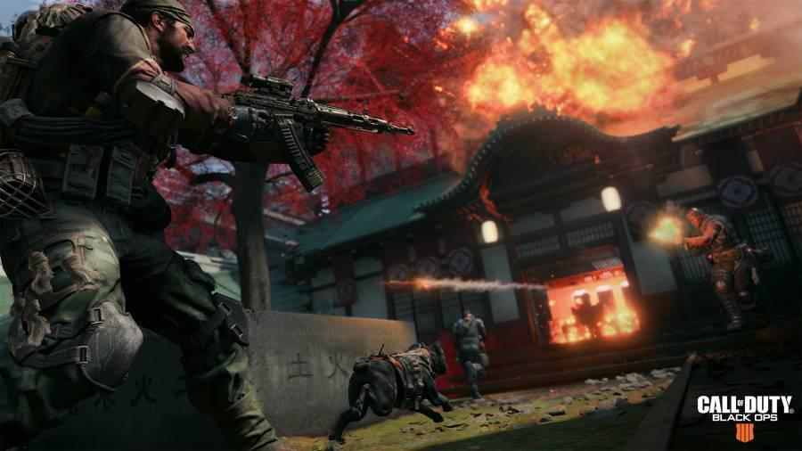 Gra Call of Duty: Black Ops 4 - PC/PS4/XONE