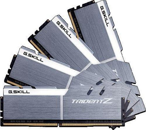 G.Skill Trident Z DDR4 4x16GB, 3200MHz, CL14 (F4-3200C14Q-64GTZSW)
