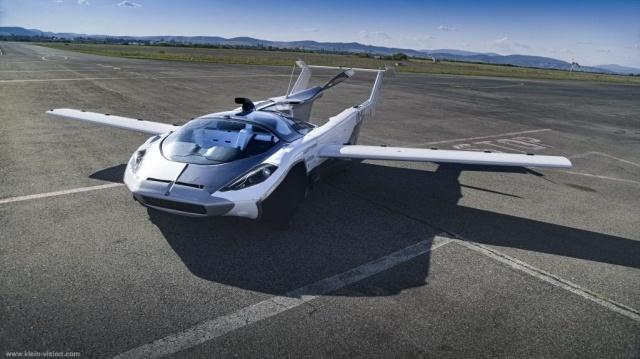 Klein Vision ma gotowy, latający pojazd (fot. klien-vision.com)