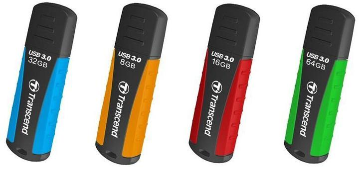 TRANSCEND prezentuje nowe wytrzymałe pendrive'y USB 3.0