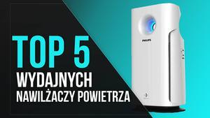 TOP 5 Wydajnych Nawilżaczy Powietrza - Gwarancja Świeżego Powietrza