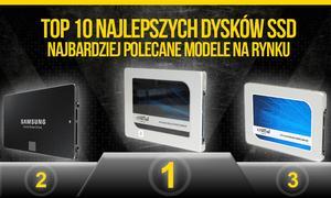 TOP 10 Najlepszych Dysków SDD – Najbardziej Polecane Modele na Rynku!