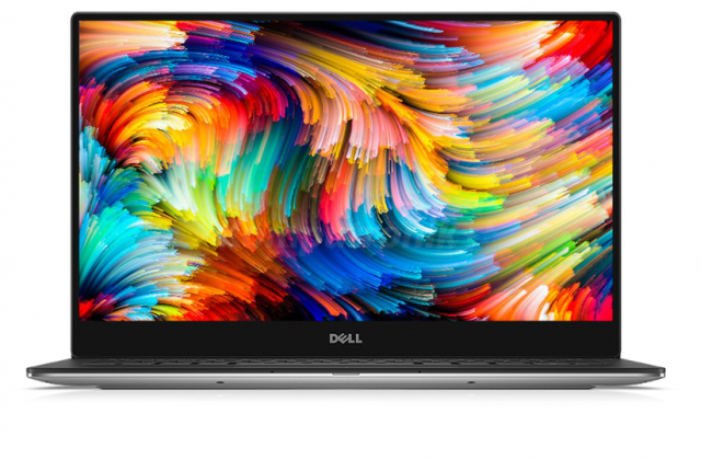 DELL XPS 13 [416] - srebrny