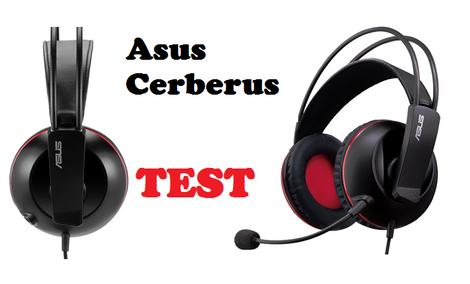 Asus Cerberus - Jak Nowe Słuchawki Sprawdziły się w Testach?