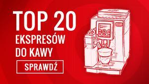 Klasyfikacja Ekspresów do Kawy - Zobacz Najlepsze TOP 20!