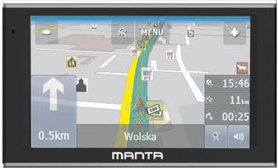 Manta GPS720 Easy Rider